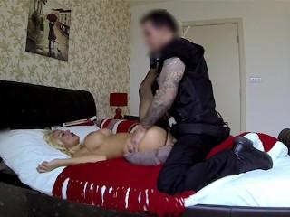 Pregnant Pussy Sex Com Fucking, FakeCop: MILF escort with big tits gets creampie Babe Hardcore MILF British
