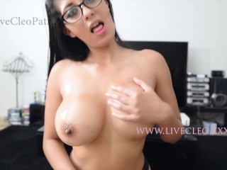 Cleo Patra aka livecleo First amature custom porn squirting sample fucking