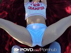 POVD – POV Sex in the park with Kylie Quinn