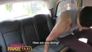 FemaleFakeTaxi Sexy male stripper cums in filthy cab drivers mouth hardcore real-sex taxi british amateur blowjob cumshot uk pov femalefaketaxi reality outdoor-sex cum-in-mouth