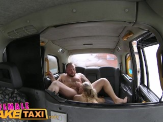 Amateur Erotic Free Picture FemaleFakeTaxi Hot milf cabbie fucks lawyer cock on spycam for free advi