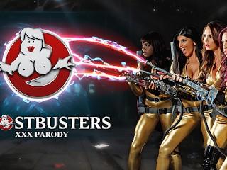 Ghostbuster xxx Parody Trailer - Brazzers