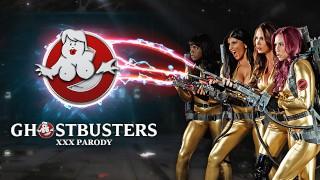 Ghostbuster xxx Parody Trailer Brazzers