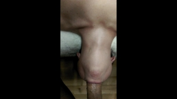 Blowjob for my boyfriend try it deep