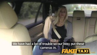 FakeTaxi Big tits and great curvy body sucks dick  taxi big-cock point-of-view blowjob amateur prague blonde public big-boobs pov camera faketaxi spycam reality czech dogging