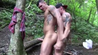 Shane Frost and Tate Ryder Wanking foot