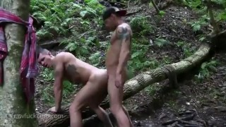 Shane tate frost and ryder rawfuckclub outside