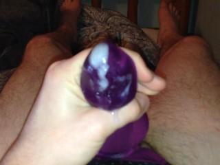 Cumming in a Pikante Jock Thong