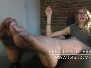 Teen Boobs Cum Presleyє??S Interview - Www.Clips4sale.Com-8983-15877300, Pov Feet Amateurs
