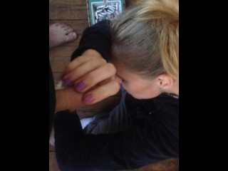 Sveta Playing with boy