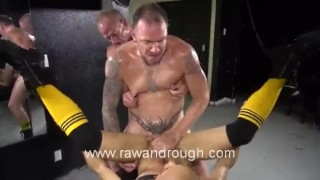 Caught Beating Off