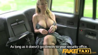 Preview 5 of FakeTaxi Welsh MILF goes balls deep on new cabbie