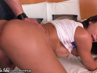 Preview 6 of Tranny Babrebacked by Male Cock