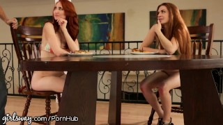 Hot comp and daughters stepmom's squirting lesbians shaved