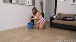 Big Booty BBW Mazzaratie Monica A True Fat ASS  plumperpass butt bbw chubby