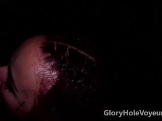 Redhead Bitter Cum Face Gloryhole