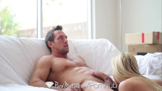 PureMature - Asian milf Mia Lelani begs for anal after hardcore sex ass-fuck milf old sex asian mom blonde riding puremature mother big-tits anal fake-tits anal creampie mia lelani anal-sex
