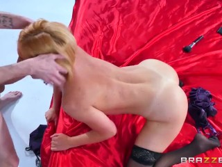 Best Butt Fuck Ever Dirty Milf Krissy Lynn Takes What She Wants - Brazzers