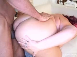 Sexy BBW MILF Sara Star Is Needy for BBC