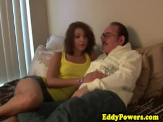 Retro amateur pussypounded before creampie