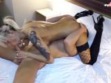 My Dirty Hobby - AnniAngel Hotelzimmer Besuch