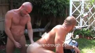 Motorcycle Fist Fuck
