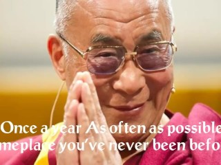 His_Holiness_14th_Dalai_Lama_His_18_rules_for_Living.