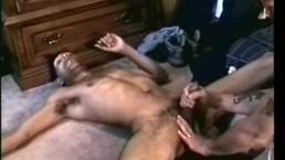 Fucking Str8 Boy Enriques Ass