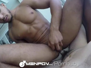 MenPOV - Jason Maddox & Mike Maverick POV Fuck