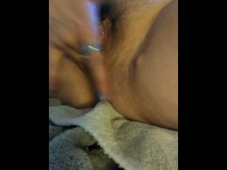 Wet pussy!