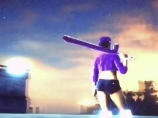 Wanna to See My Purple Dildo? (Saints Row 4)