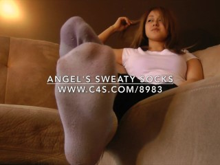 Angel's Sweaty Socks