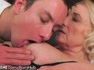 21sextreme granny likes em young - 1 4