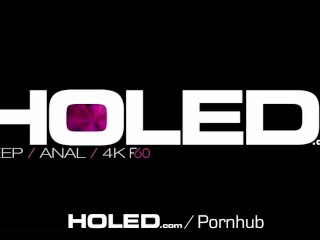 Holed - new anal site - dakota skye, keisha grey and holly hendrix anal