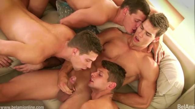 Bisexual sex cumshots double penetration-2868
