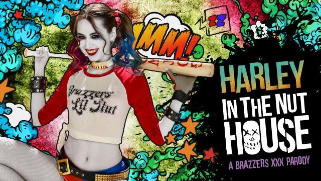 Friends xxx parody Harley in the nuthouse xxx parody - brazzers