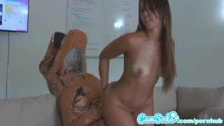Loving ass by on then chased teen hoverboard fucked lesbian big trex latina on college