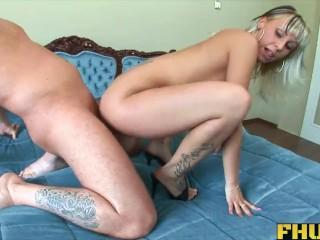 FHUTA - Dirty Slut Gets an Anal Punishment