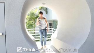 ThickAndBig - Hung Bottom Mike DeMarco Fucked by Sam Northman Ass big