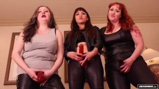 Anal Punishment - Pegging strap on femdom sissy sluts Julie Simone fetish  strap on ass fuck female supremacy pegging redhead femdom mom kink mother anal big boobs fetish sex female domination fake tits sissy slut