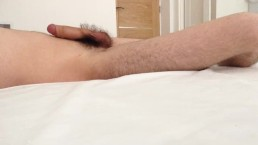 Young virgin cumming in bed