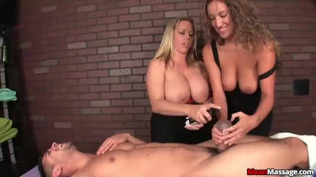 What sex means to a man Two bossy ladies tag-team a poor man