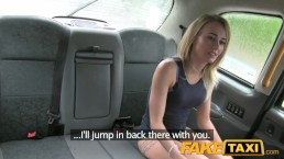 FakeTaxi Great ass and tight shaved pussy