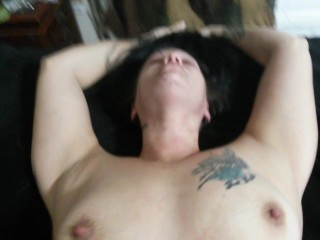 Think, that choking her during orgasm can suggest
