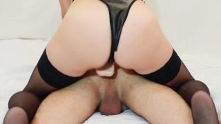 Hot wife Fuck a Guy with Strapons FEMDOM PEGGING  strapon guy strap on ass fuck femdom strapon guy pegging his ass femdom strapon pegging strapon femdom domination kink stockings pegging strapon wife strapon adult toys girls fuck guys