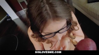 SisLovesMe - Foreign Step-Sis Loses Innocence  step-siblings step-brother euro russian blonde cumshot hardcore smalltits step-sister european shaved step-sis sislovesme bigcock doggystyle elena-koshka