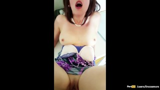 She by get stepson creampie and while stepmom force is fucked stuck stuck view