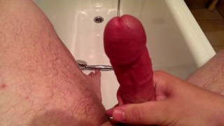 In morning shower the orgasm solo amateurs