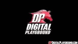 Digital Playground- Busty Redhead Enjoys Pussy Rubbing