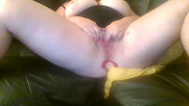 Amateur Teen Anal Masturbation